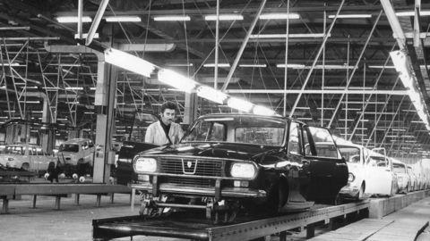 Dacia 1300 oslavuje päťdesiatku, existovalo kupé i naftový crossover