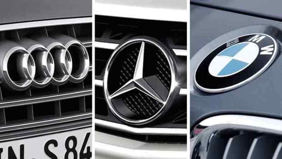 Audi BMW Mercedes-Benz