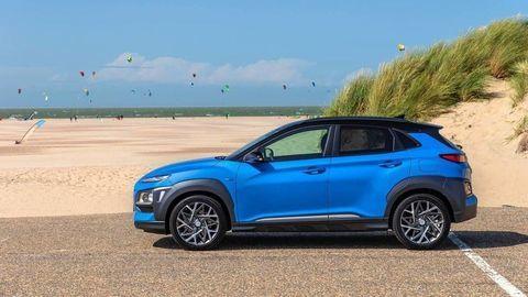 Hyundai predstavil hybridnú Konu, má jazdiť za štyri litre benzínu