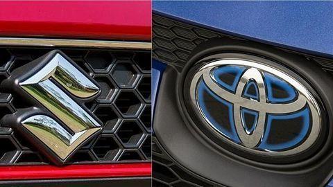 Toyota a Suzuki prehĺbia spoluprácu