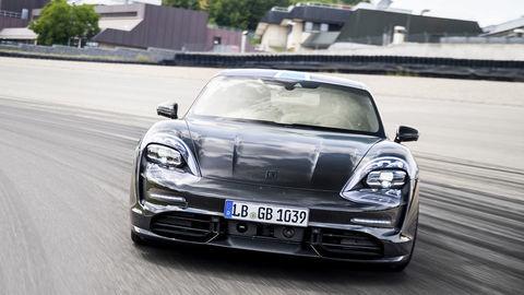 Prvý elektrický Porsche sa už odhaľuje