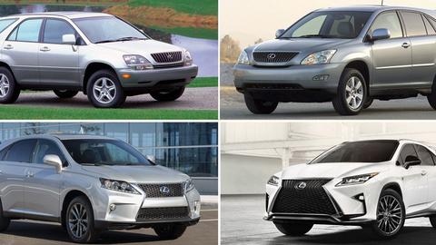 Lexus RX bolo prvé luxusné SUV značky. Aký je jeho príbeh?