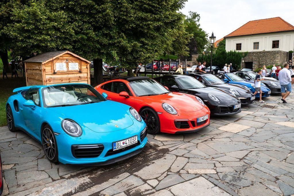 Porsche Fans Family Day 2019