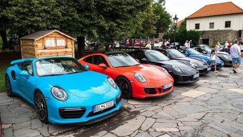 Porsche Fans Family Day: Ako Porsche zachránilo jedno srdce