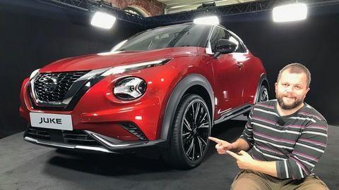 Nový Nissan Juke 2019: Videli sme ho naživo