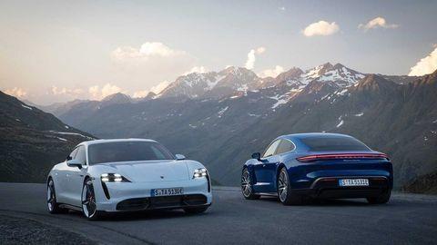Elektrické Porsche Taycan oficiálne v plnej kráse!