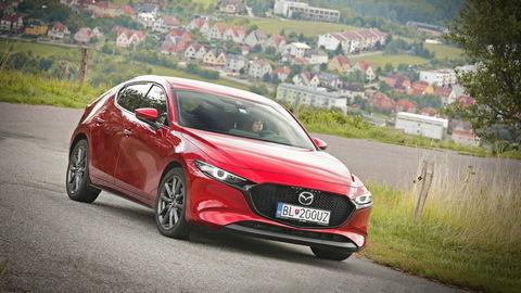 Mazda3 2.0 Skyactiv-G: Zostala svojská a stále teší šoféra