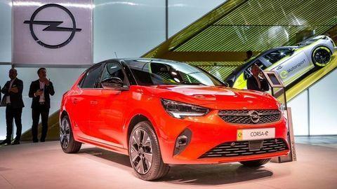 Opel na autosalóne Frankfurt 2019 v znamení elektrifikácie