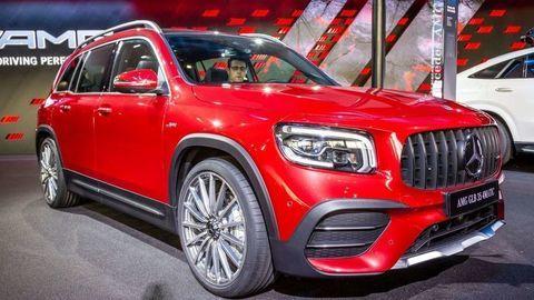 Mercedes-Benz na autosalóne Frankfurt 2019 zahviezdil