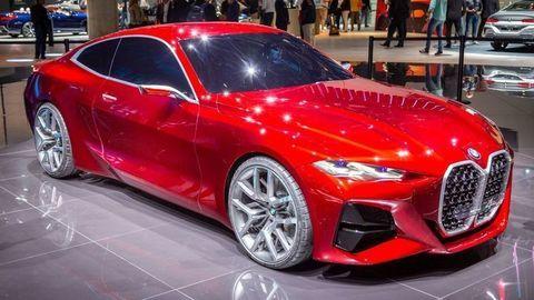 BMW Concept 4 prekvapuje ľadvinkami. Bude takto vyzerať BMW 4?
