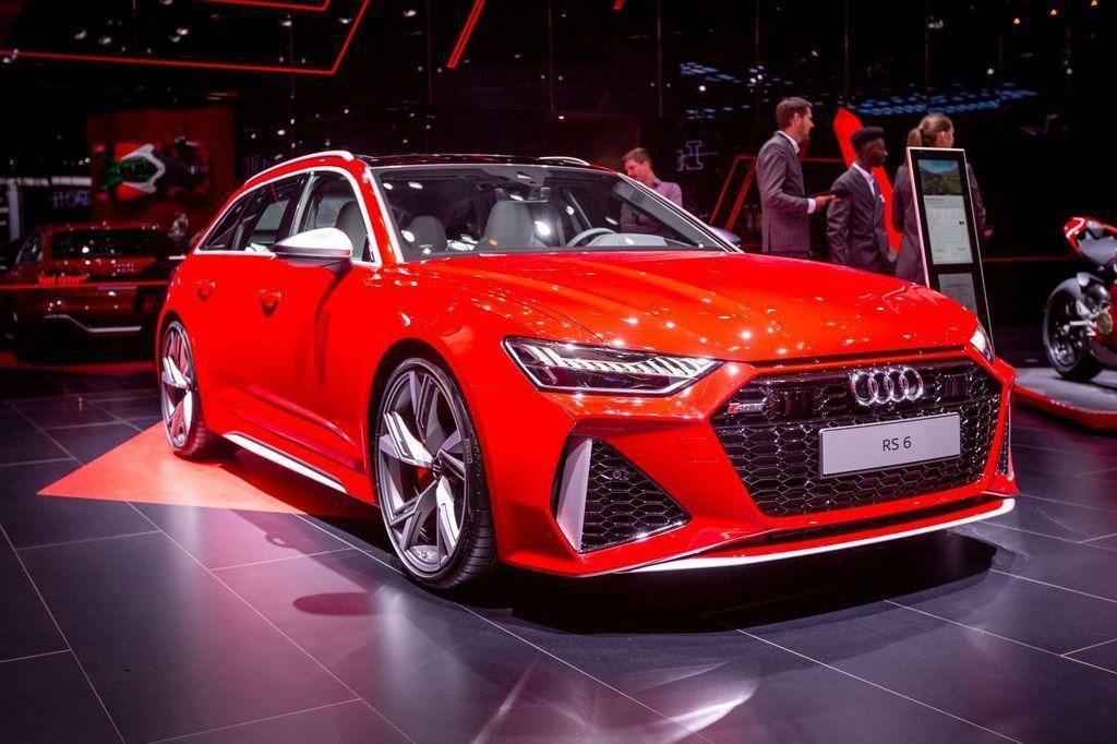 Audi na autosalóne Frankfurt 2019