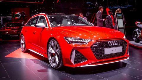 Audi na autosalóne Frankfurt 2019 v znamení oslavy RS divízie
