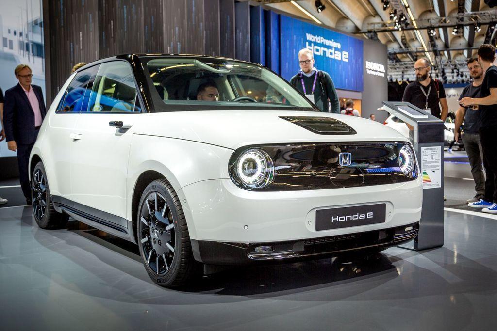 Honda e autosalón Frankfurt