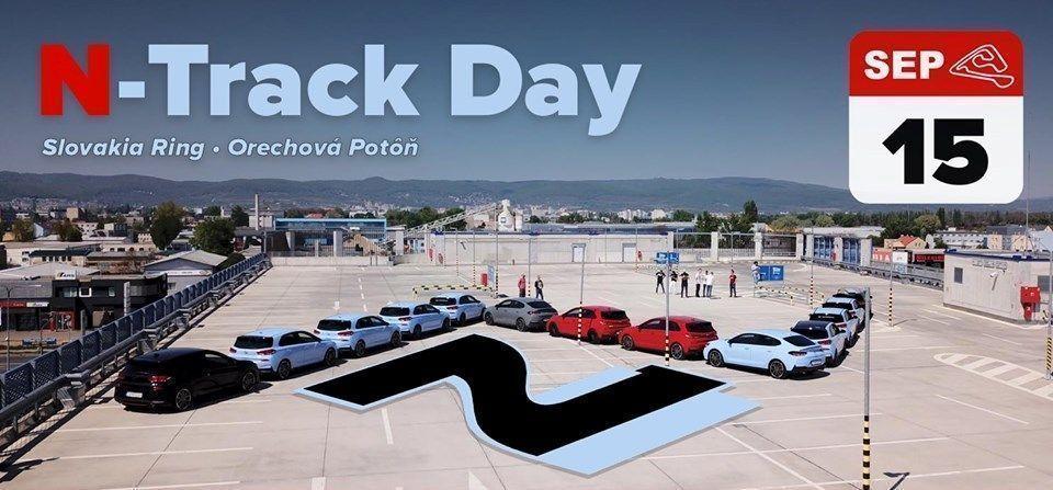 N Track Day hyundai zraz
