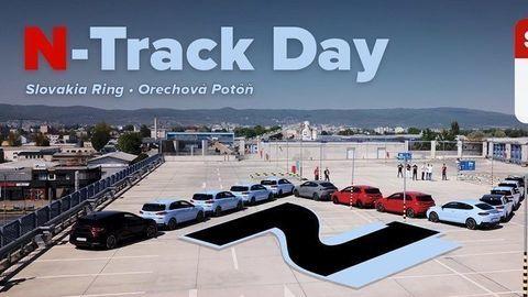 Druhý ročník zrazu Hyundai N Track Day s veľkým prekvapením!