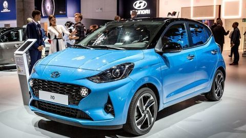 Hyundai na autosalóne Frankfurt 2019 nezabudol ani na miniautá