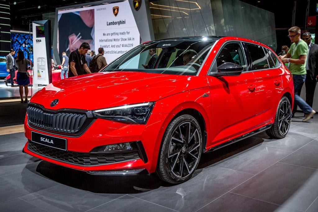 Škoda IAA 2019, Škoda autosalón frankfurt