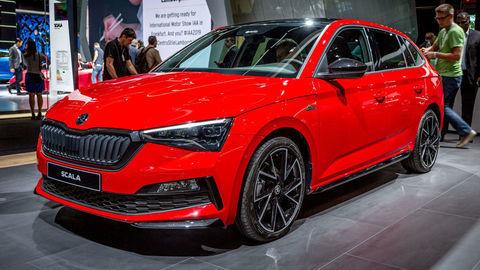 Škoda na IAA 2019 ukázala (nielen) Kamiq a Scalu Monte Carlo