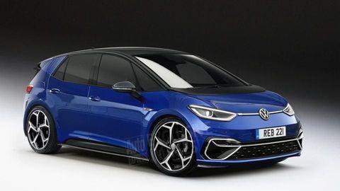 VW ID.3 R: Volkswagen zvažuje výrobu vysokovýkonného elektromobilu