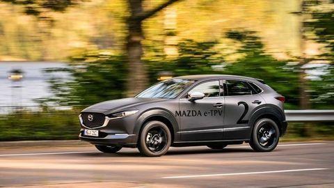 Prvý elektromobil Mazda ukáže v Tokiu. Aj s Wankelom!