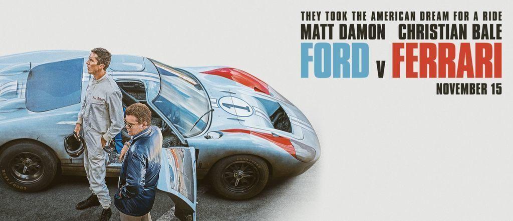 Ford vs ferrari film