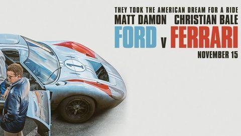 Ford vs. Ferrari: Do kín príde nový autofilm o rivalite v Le Mans
