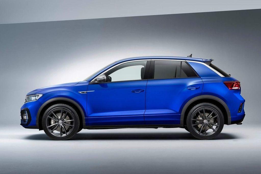Nový VW T-Roc R