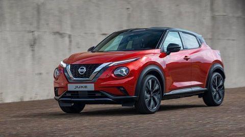 Ďalšie motory pre Nissan Juke: prepĺňaná jedna-trojka a hybrid
