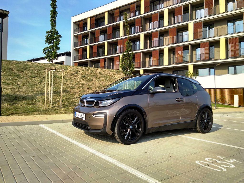 Test BMW i3 120 Ah 2019 42,2 kWh