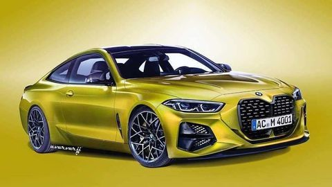 Thumb bmw m4 rendering