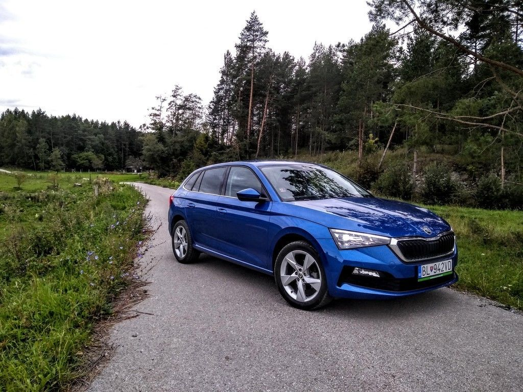 test Škoda Scala 1,0 TSI Style 85 kW
