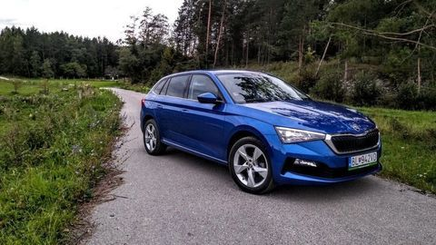 Test Škoda Scala 1,0 TSI Style: Český Golf boduje