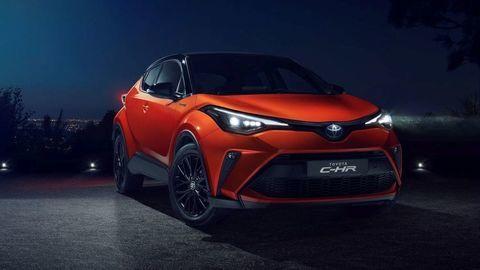Modernizovaná Toyota C-HR dostane silnejší hybridný pohon