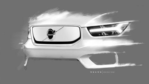 Volvo postupne odhaľuje elektrické XC40