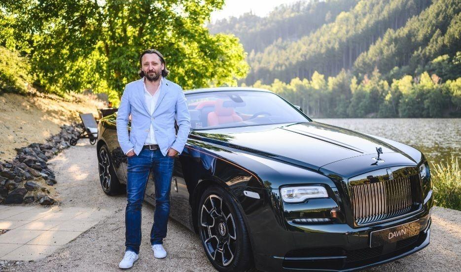 Jozef Kabaň končí v Rolls-Royce