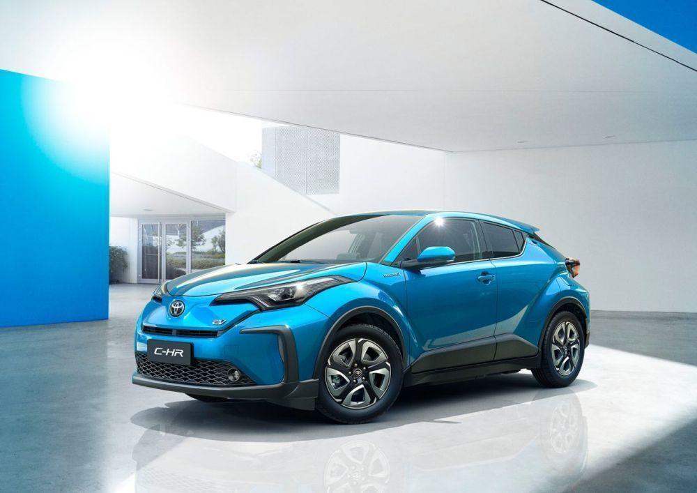 Toyota batérie lítium