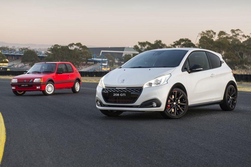 Peugeot GTi modely končia