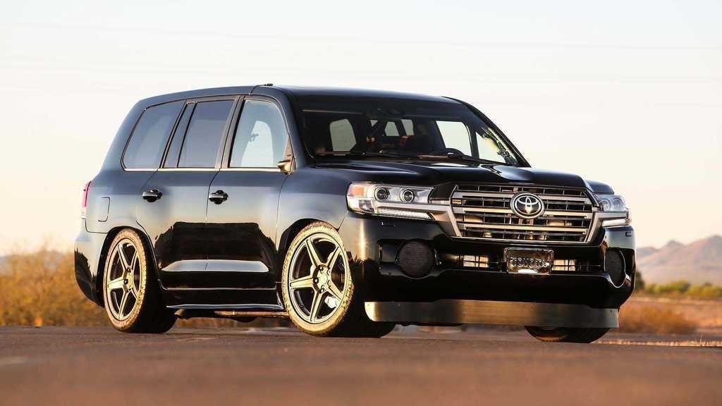 Toyota Land Cruiser rekordy