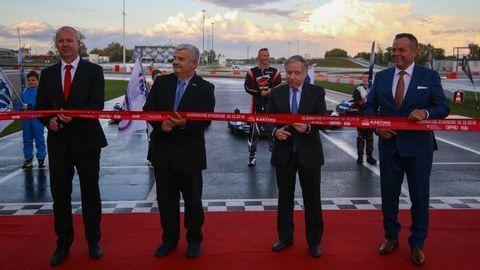 SLOVAKIA RING oficiálne otvoril Slovenské motokárové centrum!