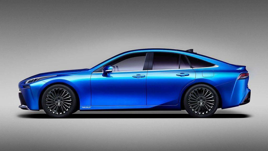 Nová Toyota Mirai 2021
