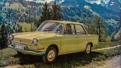 Model, ktorý zachránil BMW pred krachom