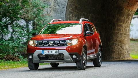 Dacia Duster TCe150 4x2: Duster ide dvestovkou