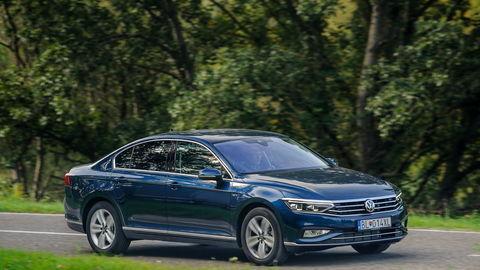 Volkswagen Passat 2.0 TDI Evo DS7: Konečne hliník