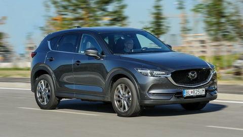 Mazda CX-5 2.2 SkyActiv-D: Vyladený diesel funguje výborne