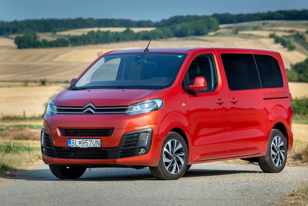 Silné a slabé stránky Citroënu Spacetourer