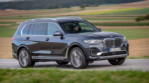 TEST BMW X7: Luxusný koráb, ktorý dáva zmysel