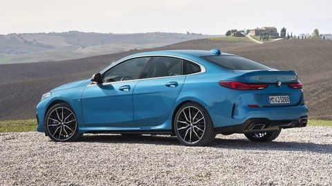 BMW 2 Gran Coupé prichádza. Zabojuje najmä proti MB CLA