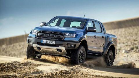 Ford Ranger Raptor prichádza na Slovensko. Poznáme cenu