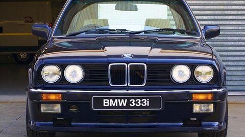 Poznáte legendárne BMW 333i? Vzniklo len 210 kusov