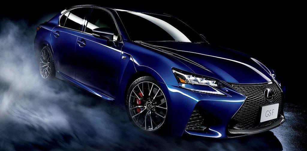 Lexus GS F 2020